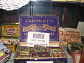 Jubilee Confectioners sweets, Town, Beamish Museum, 26 November 2006 (5).jpg