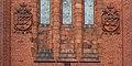 Jubilee dates, Tower of Victoria Building, Liverpool.jpg