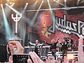 Judas Priest, päälava, Sauna Open Air 2011, Tampere, 11.6.2011 (35).JPG
