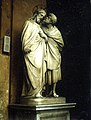 Judas kiss - a sculptural group in he Lateran chapel.jpg