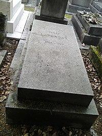Jules LAFORGUE (1860-1887) - Tombe au Cimetière parisien de Bagneux (Hauts-de-Seine).jpeg