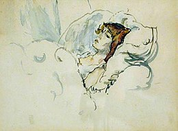 Jules Pascin - Hermine in bed.jpg