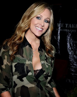 Julia Ann - Ann at Exxxotica, in Dallas, Texas on August 8, 2015