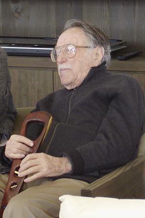 Julius Shulman - Julius Shulman in 2006.