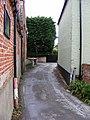 Junction of Castle Lane and Earsham Street - geograph.org.uk - 2252281.jpg