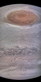 Jupiter and the Great Red Spot - Juno Perijove 7.png