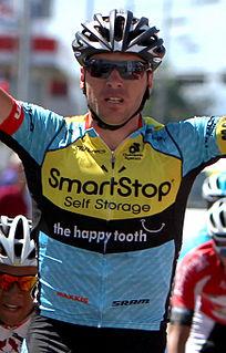 Jure Kocjan Slovenian road bicycle racer