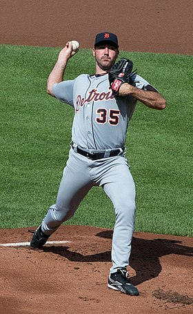 Image illustrative de l'article Justin Verlander