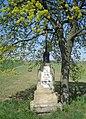 Kříž u silnice do Veverských Knínic.JPG