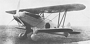 Kawasaki Ki-10 - Kawasaki Ki-10-II KAI prototype