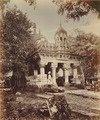 KITLV 91951 - Unknown - Buddhist temple in Jabalpur in India - Around 1860.tif