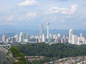 List Of Tallest Buildings In Kuala Lumpur Wikipedia