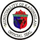 Official seal of Kadingilan