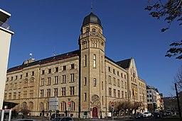 Kaiserliche Oberpostdirektion 01 Koblenz 2013