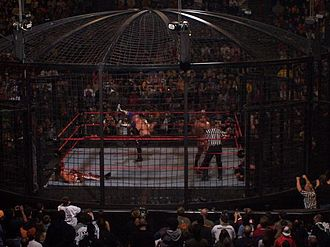 Elimination Chamber - RAW Brand match in 2006