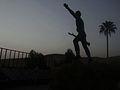 Karameh memorial of Jordanian soldiers.jpg