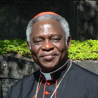 Peter Turkson Ghanaian cardinal of the Roman Catholic Church
