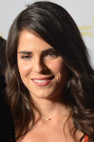 Karla Souza - Souza in 2014