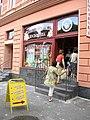 Karlovy Vary, nábřeží Jana Palacha, Karlovarská kosmetika.jpg