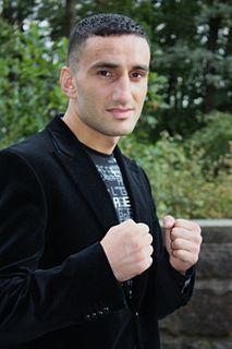 Karo Murat German boxer