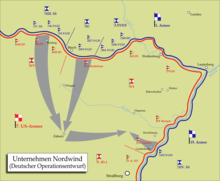 Unternehmen Nordwind