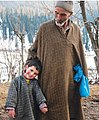 Kashmiri man with his grand son.jpg