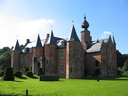 Rumbeke Castle, near Roeselare
