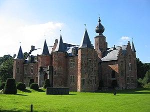 Roeselare - Rumbeke Castle near Roeselare