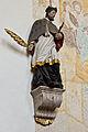 Kath Pfarrkirche Rastenfeld - Konsolfigur hl Nepomuk.jpg