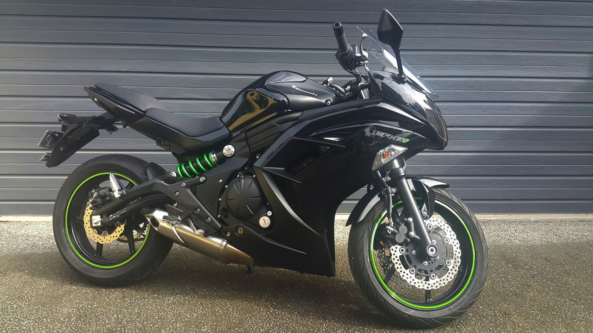 Kawasaki Ex