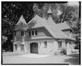 Keasbey and Mattison Company, Executive's House, Carriage House, 8 Lindenwold Avenue, Ambler, Montgomery County, PA HABS PA,46-AMB,10M-1.tif