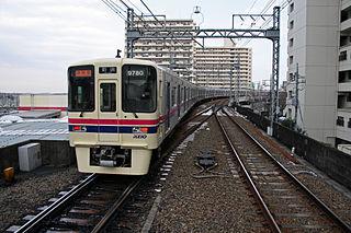 Keiō Takao Line railway line operated by the Japanese private railway operator Keio Corporation