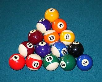 Kelly pool - Image: Kelly pool rack