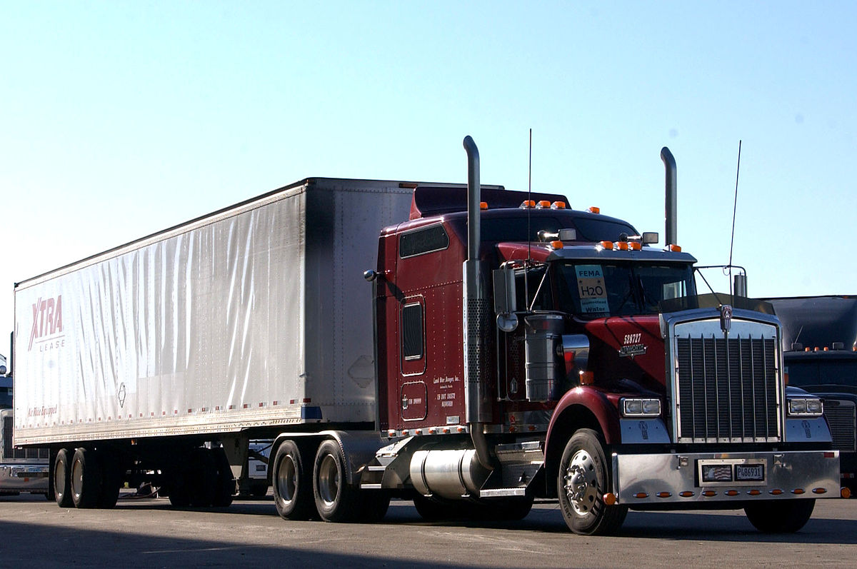 Trucking Industry In The United States Wikipedia