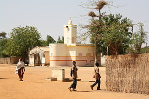 Thiès Region - Keur Simbara is a tiny village in Thiès near Dakar