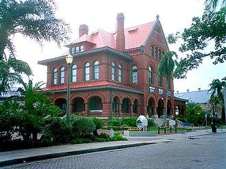 Old Town (Key West) - Image: Keywestcustomshouse