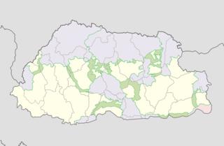 Jomotsangkha Wildlife Sanctuary ex Khaling Wildlife Sanctuary