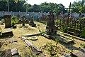 Kherson-2017 Molodizhna Str. 1 Complex of Graves of Kherson Memorial Cementary 03 (YDS 1136).jpg