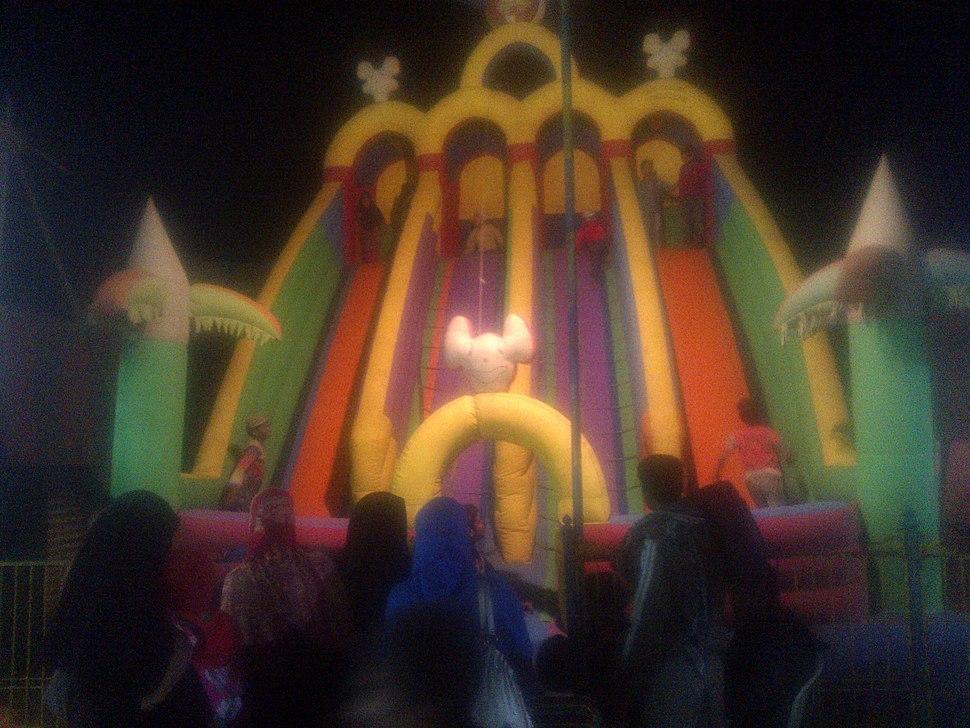 Kids plaza, Parbhani dargah fest