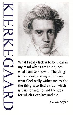 Philosophical Fragments - Kierkegaard's Journal 1835