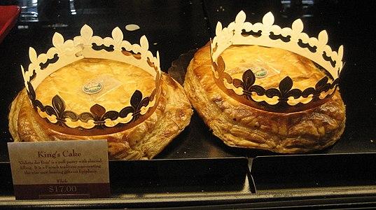 French Celebration Cake Png