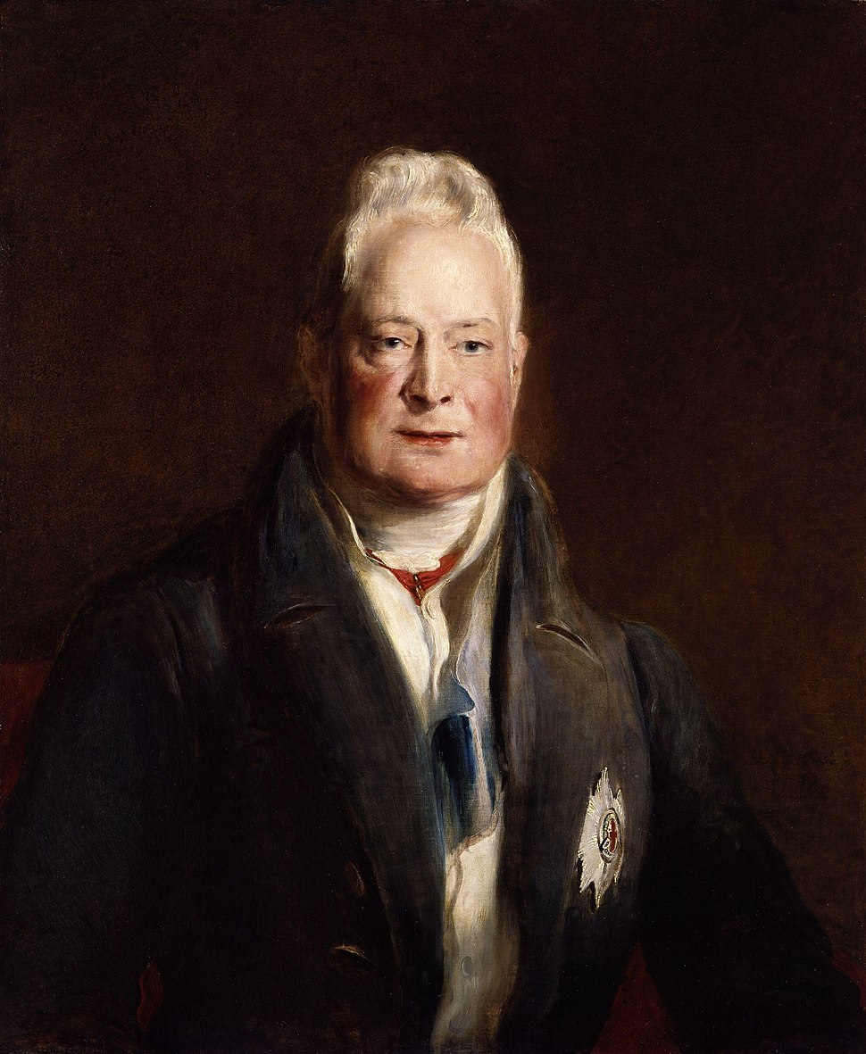 King William IV by Sir David Wilkie