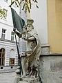 Kirche Hl. Leopold Figur 1 Leopold.JPG