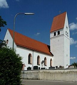 Kirche Marzling