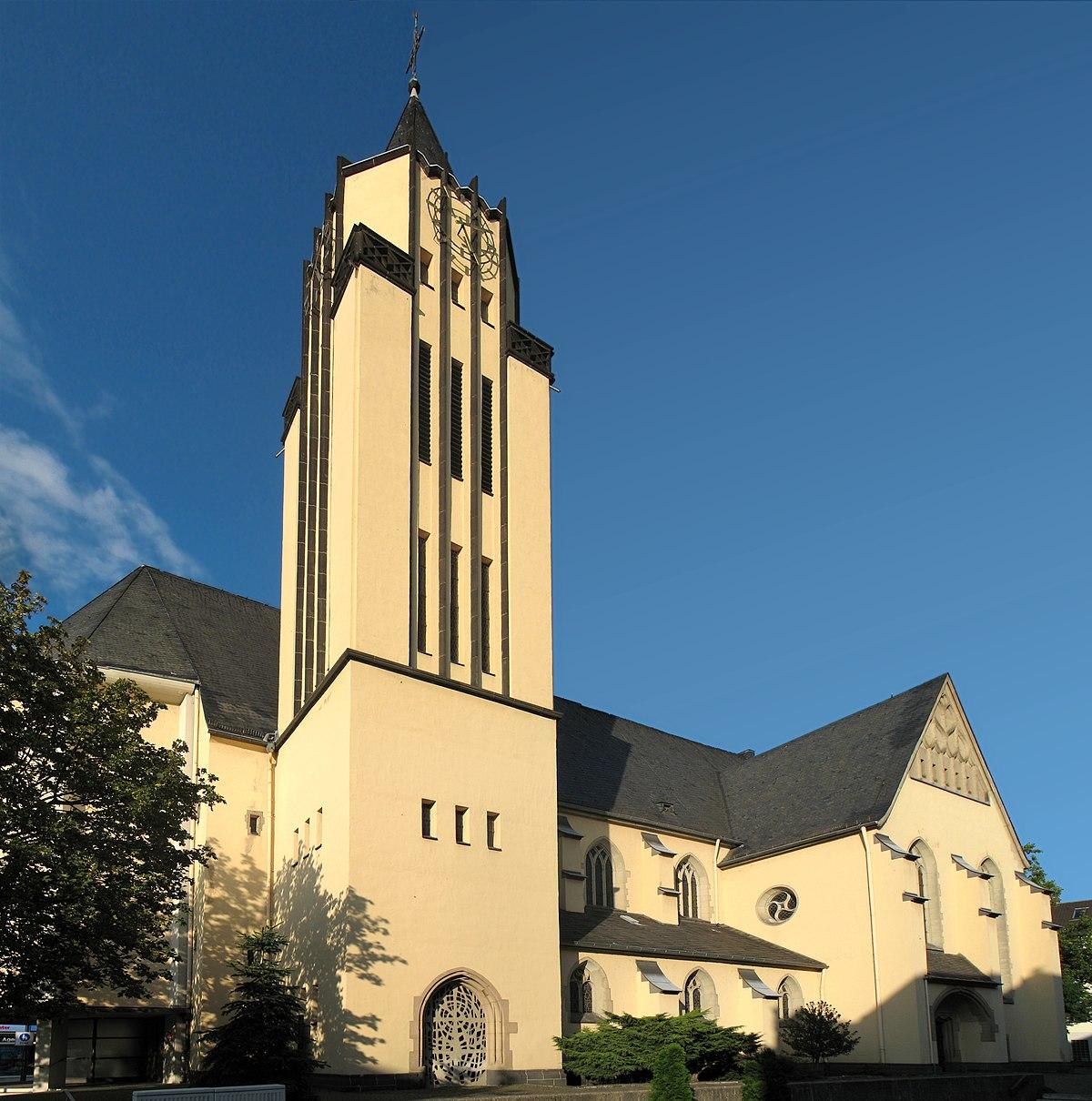 St Josef Köln Porz