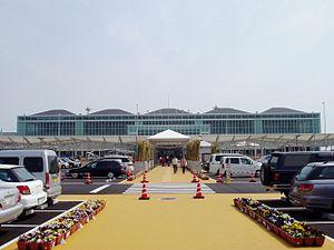 Kitakyushu Airport - Image: Kitakyusyu air