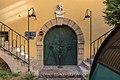 Klagenfurt Burggasse 15 Palais Urschenpeck Innenhof Portal 08082016 3563.jpg
