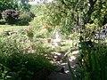 Kliestow Kleingartensparte Sandfurt e.V. -Engelchen verklärt - panoramio.jpg