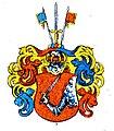 Klingenberg coat-of-arms, Swedish noble family number 360.jpg