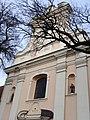 Kościół klasztorny reformatów, ob. par. pw. św. Mikołaja, 2 poł. XVIII Łabiszyn (20).JPG